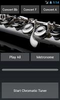 Screenshot of Easy Flute - Flute Tuner