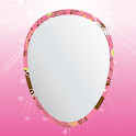 Pink Makeup Mirror Full HD icon