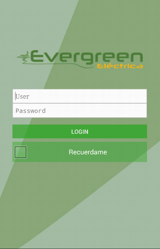 Evergreen Eléctrica- screenshot