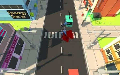 Road Cross: Bloody Hell Arcade- screenshot thumbnail
