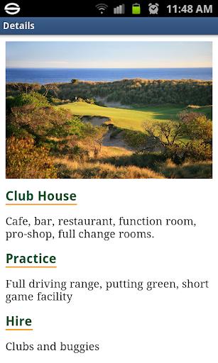 Golf Course Guide Aust Edition  screenshots 5