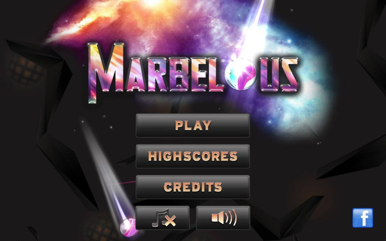 Marbelous - screenshot