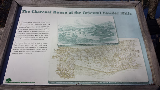 The Charcoal House At Oriental Powder Mills Portal in ... on