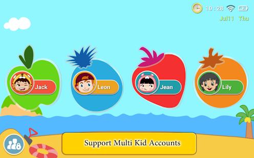 【免費教育App】兒童桌面Kids Home (兒童模式Kids Mode)-APP點子