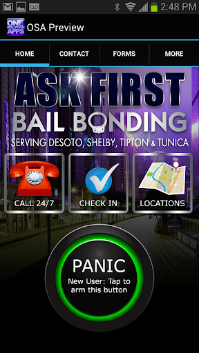 Ask First Bail