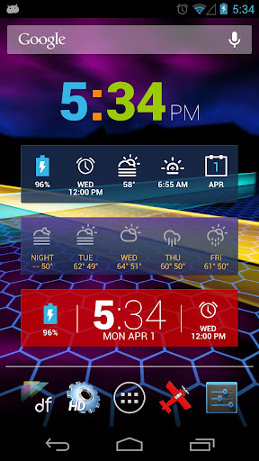 Colourform (HD Widgets theme pack) v1.0.4 APK
