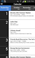 Screenshot of Mobile Beverly Hills