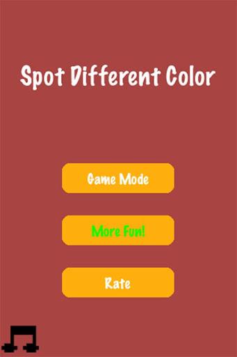 Spot Different Color
