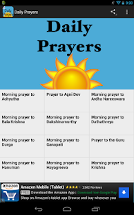 Daily Prayers- screenshot thumbnail