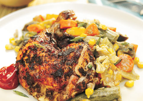 10 best jamaican jerk chicken vegetables recipes forumfinder Image collections