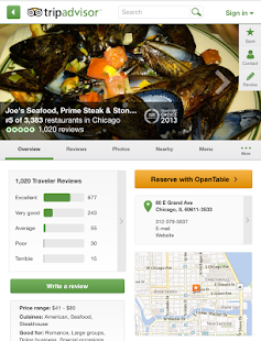 TripAdvisor Hotels Restaurants Screenshot 32