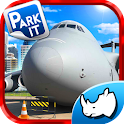 Airplane Crash Land flying Sim icon