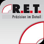 R.E.T. Technik App