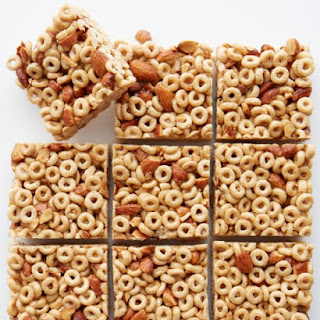 Honey Nut Cereal Bar.