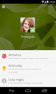 Avira Antivirus Security - screenshot thumbnail