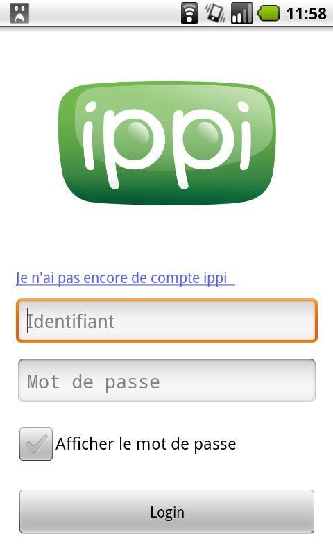 ippi- screenshot