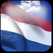 3D Netherlands Flag LWP +