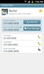 Fondora Beta Free Calls & Text - screenshot thumbnail