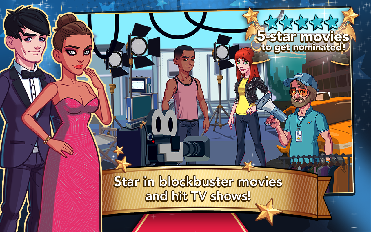 STARDOM: HOLLYWOOD- screenshot