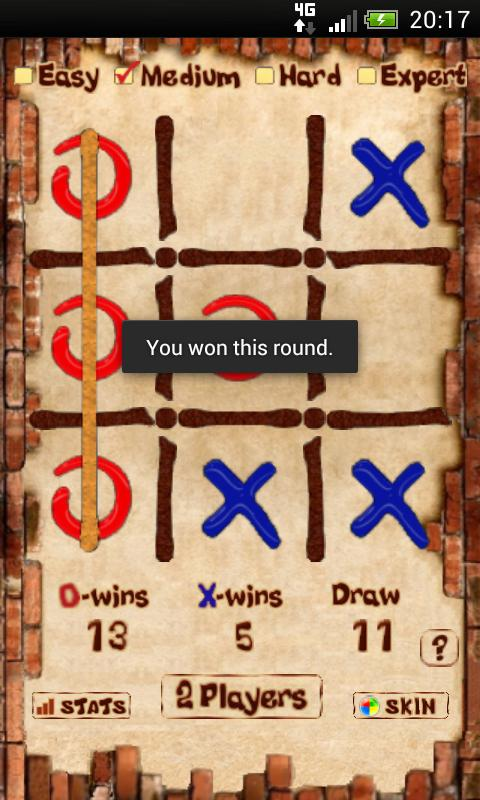 Tic Tac Toe - Pro - screenshot
