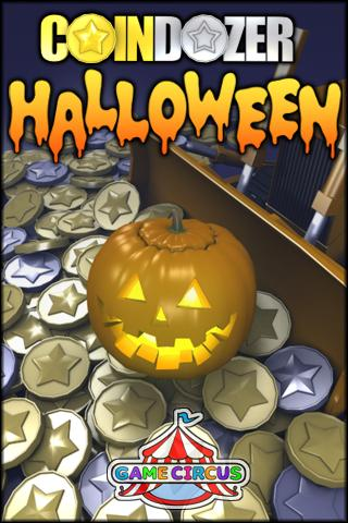 Coin Dozer Halloween - screenshot