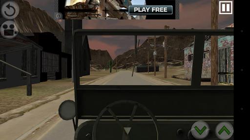 Desert Driving Simulator
