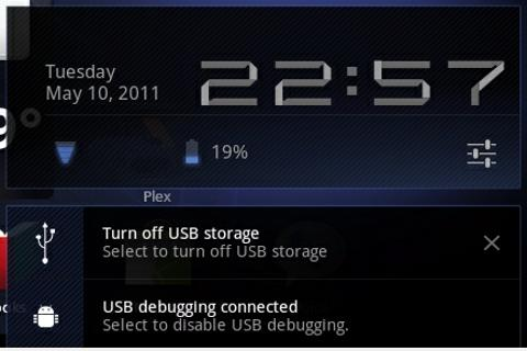 USB Mass Storage Watcher - screenshot