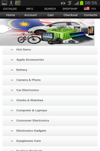 Buy Wholesale Products screenshot 1