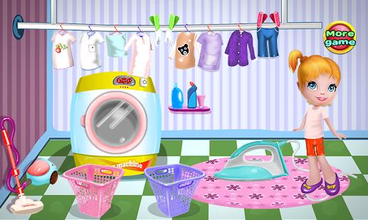 Ruang membersihkan gadis game aplikasi di google play - Juegos de recoger casas ...