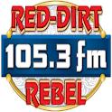 RDR 105.3 logo