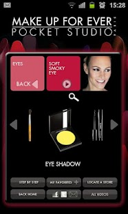 MAKE UP FOR EVER Pocket Studio - screenshot thumbnail