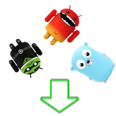 Falling Android Collectibles