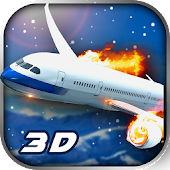 Snow Cargo Jet Flight Sim 3D