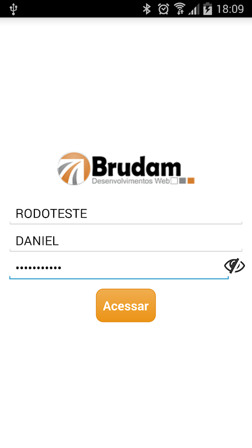 Brudam Mobile- screenshot