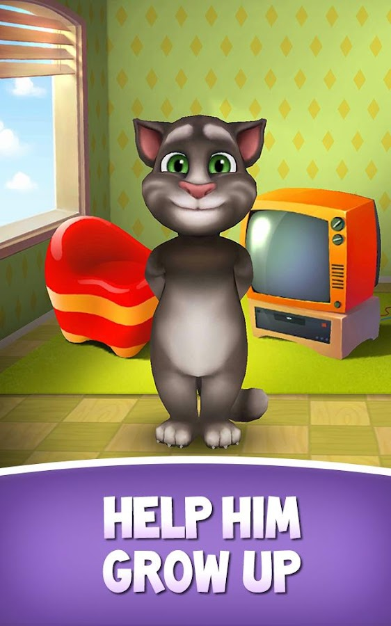 my talking tom android apps on google play. Black Bedroom Furniture Sets. Home Design Ideas