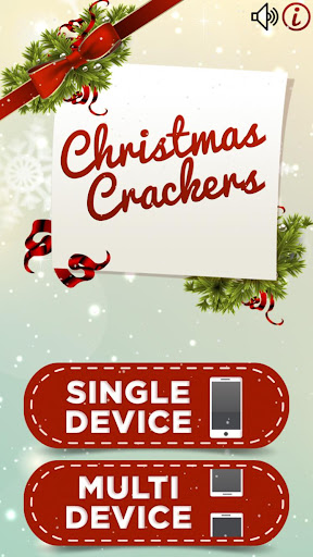 Cracker for Christmas