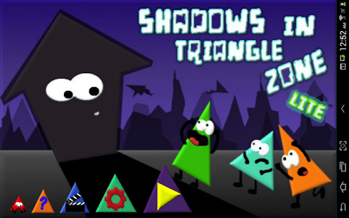 Shadows In Triangle Zone LITE
