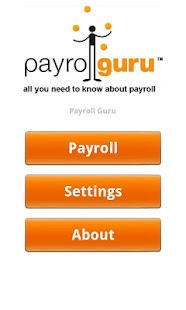 Payroll Guru screenshot for Android