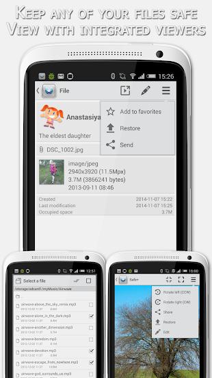 Safe+- screenshot thumbnail