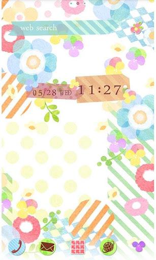 Flowers Theme-Baby blue-eyes- 1.0 Windows u7528 1