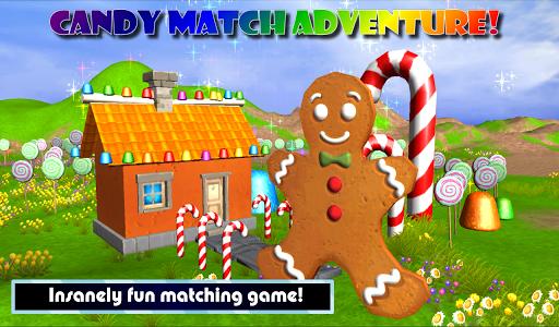 Candy Match 3 Adventure