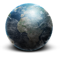 Earth at Night icon