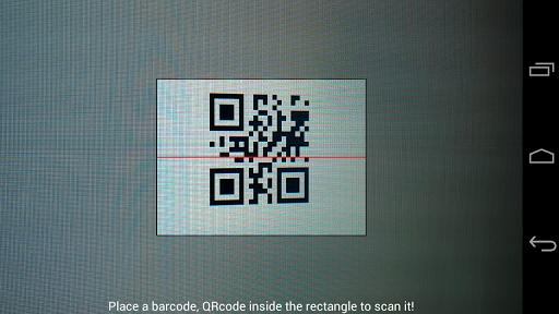 QR 코드 스캐너