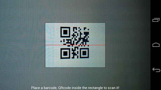 QR Droid Code Scanner (中文) - Google Play Android 應用 ...