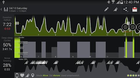 Sleep as Android Screenshot 26