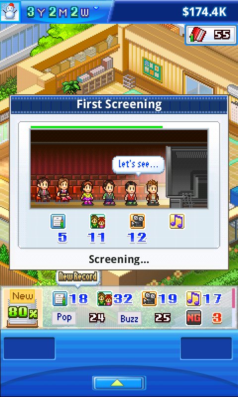 Anime Studio Story screenshot #14