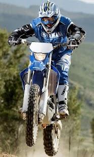 越野摩托車壁紙