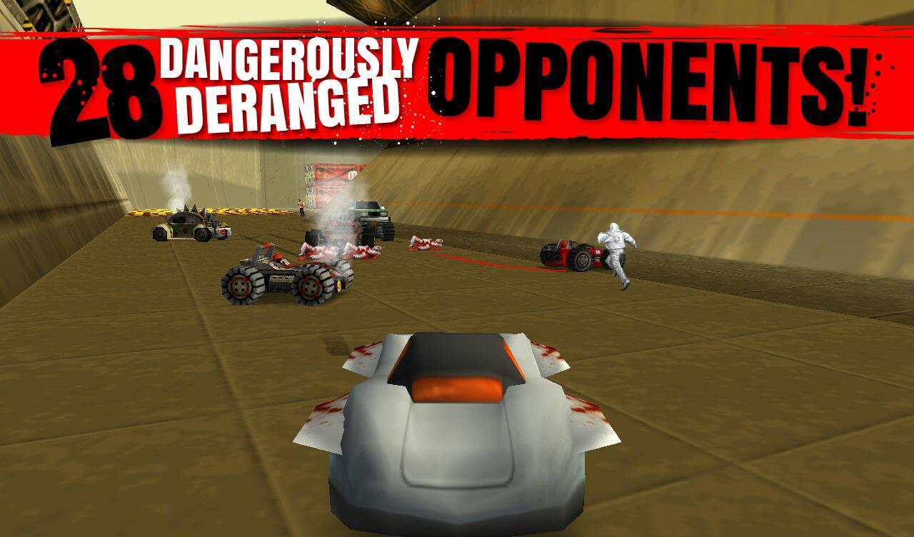 Carmageddon Promo - screenshot