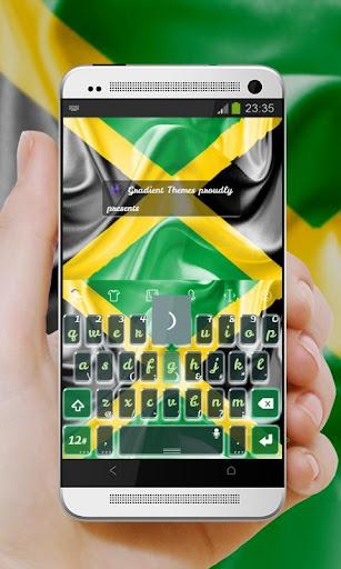 【免費個人化App】牙買加 TouchPal Theme-APP點子