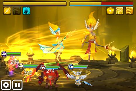 summoner war sky ware battle